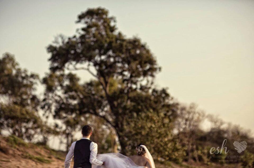 Renee & Reece's Wedding photography – The Waterfront – Darwin