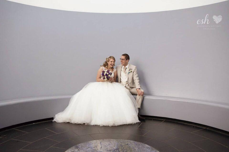 Canberra wedding photography – Julia & Andrew – Hyatt Hotel