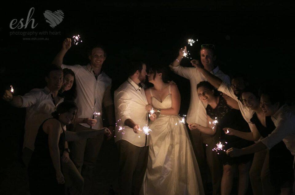 Lauren & Chris's Wedding – Casuarina Beach – Darwin