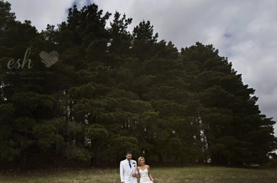 Marina & John's Wedding – Wattle Hill Uniting Church – Hall – Canberra